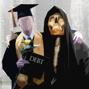 zombie loan debt