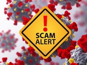 stimulus scams